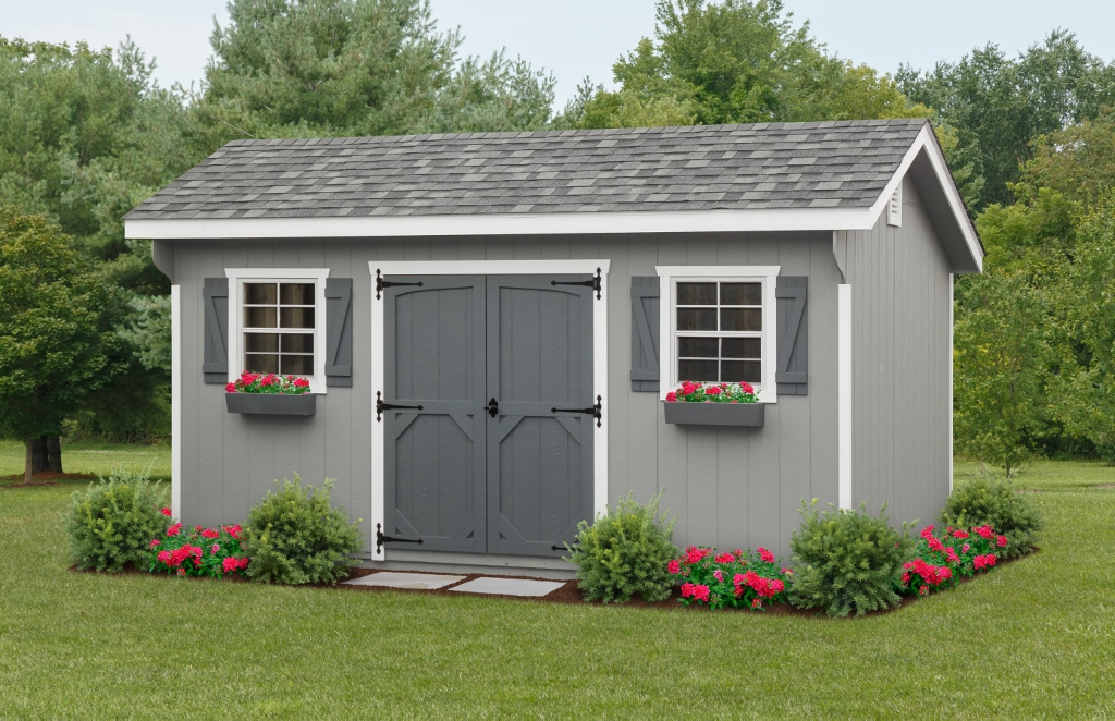 Quaker Shed Garden Shed For Sale Stoltzfus Structures
