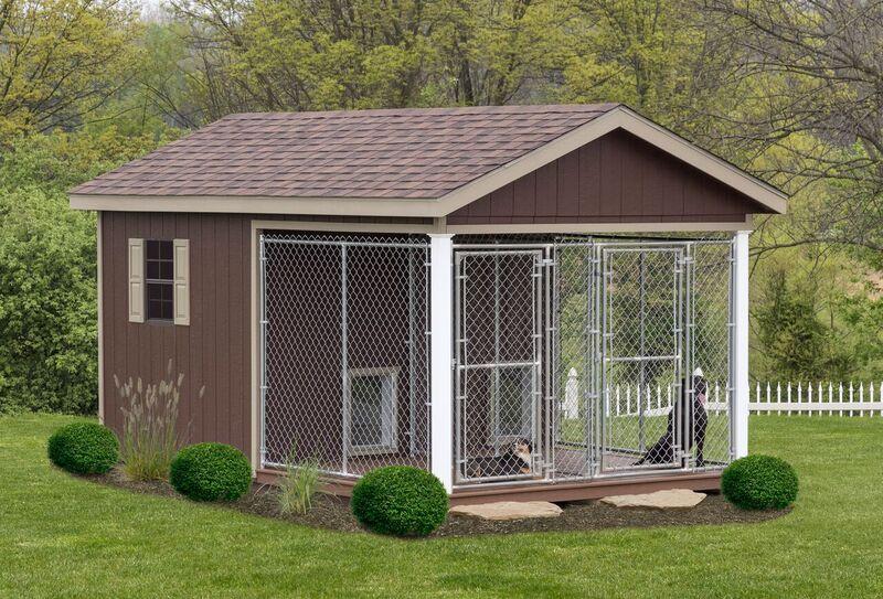 Outdoor Dog Kennels Dog Kennels For Sale Stoltzfus