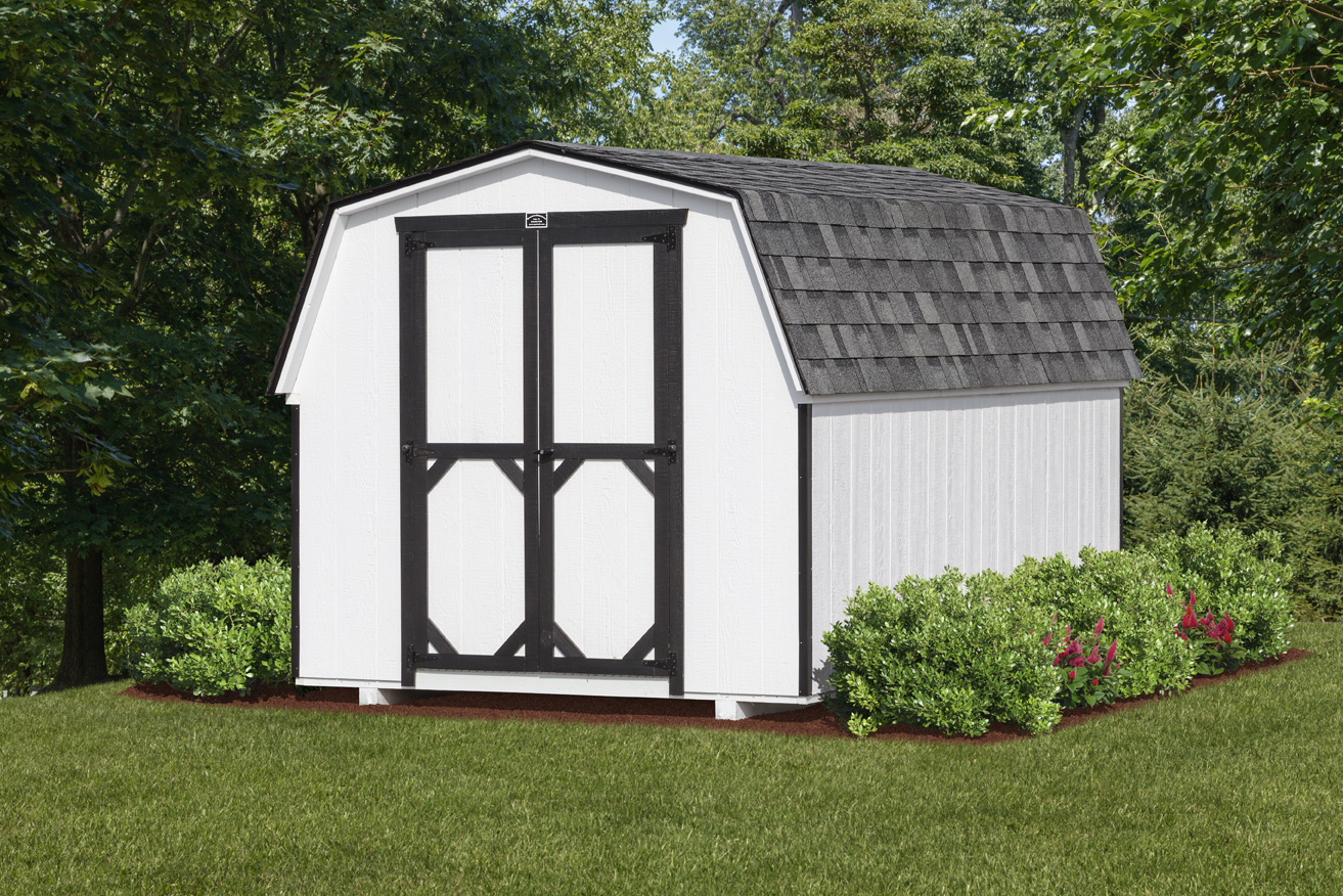 Mini barn mini barn style sheds are ideal for storage