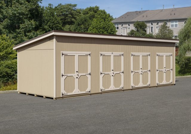 Self-Storage Shed