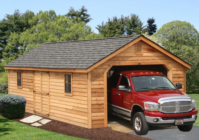 Single Car Garages
