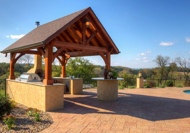 Alpine Pavilions