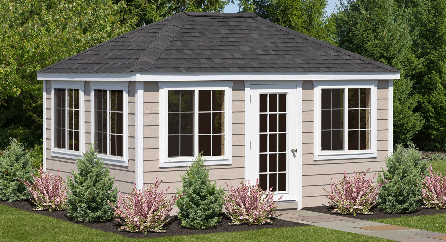 Workshops And Storage Sheds For PA, MD, NJ, And NY