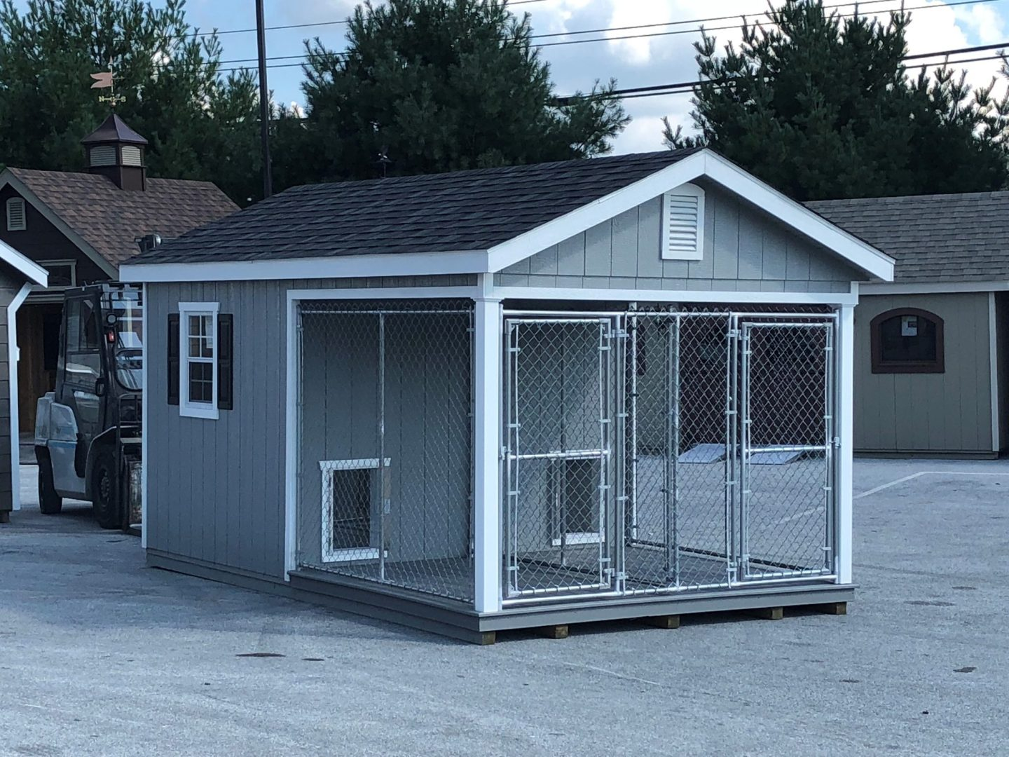 Kennels Where Canine Comfort Comes First