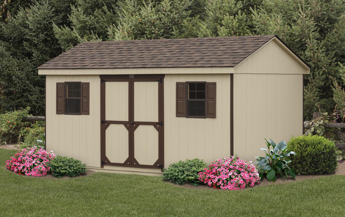 Outdoor Amp Garden Storage Sheds Builder Stoltzfus Structures