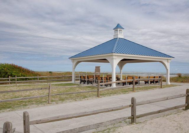 24x24 Grand Estate Pavilion with Cupola