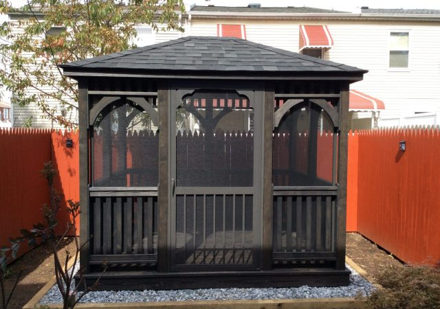 8x10 Rectangle Gazebo