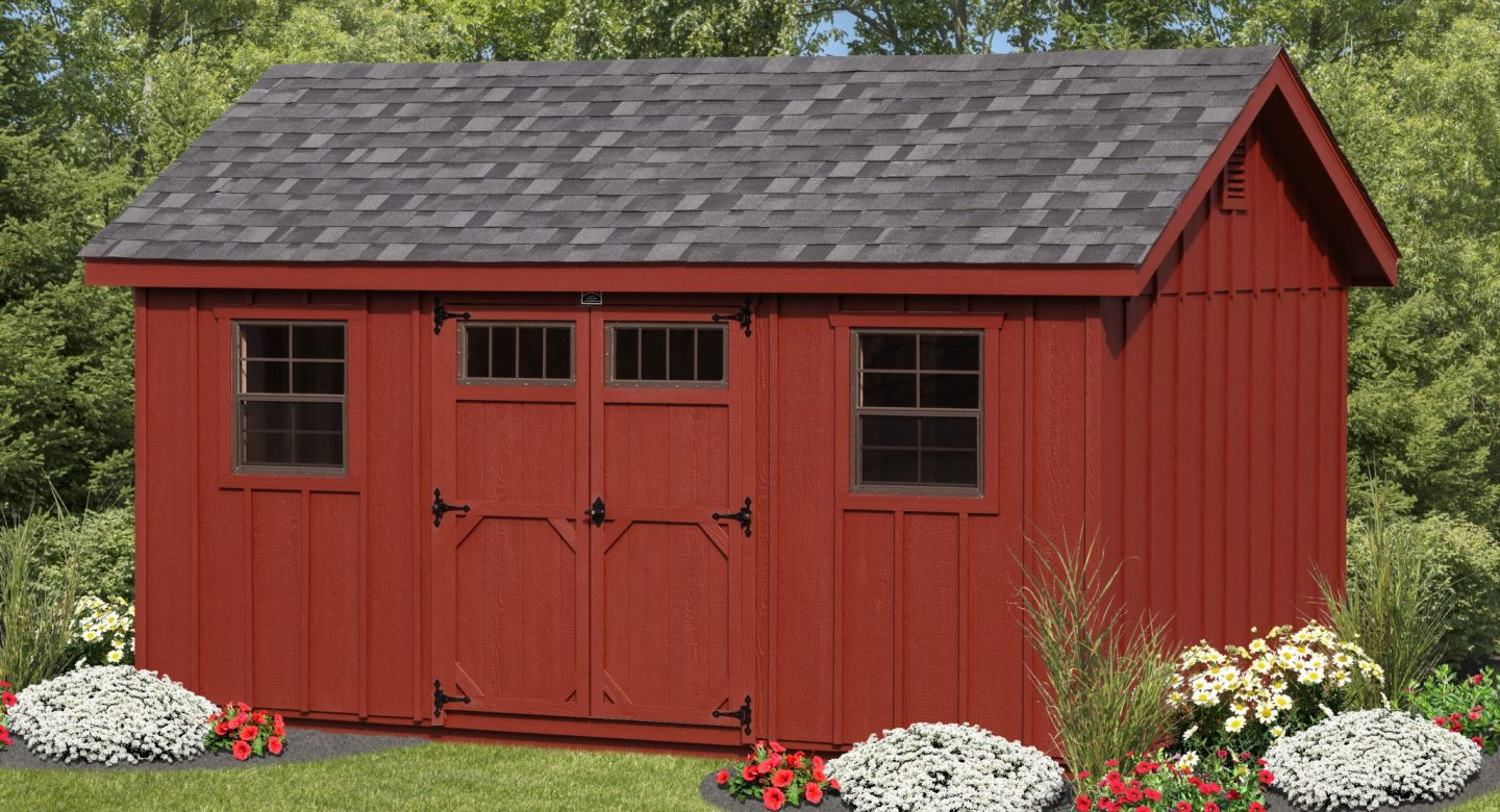 red-shed