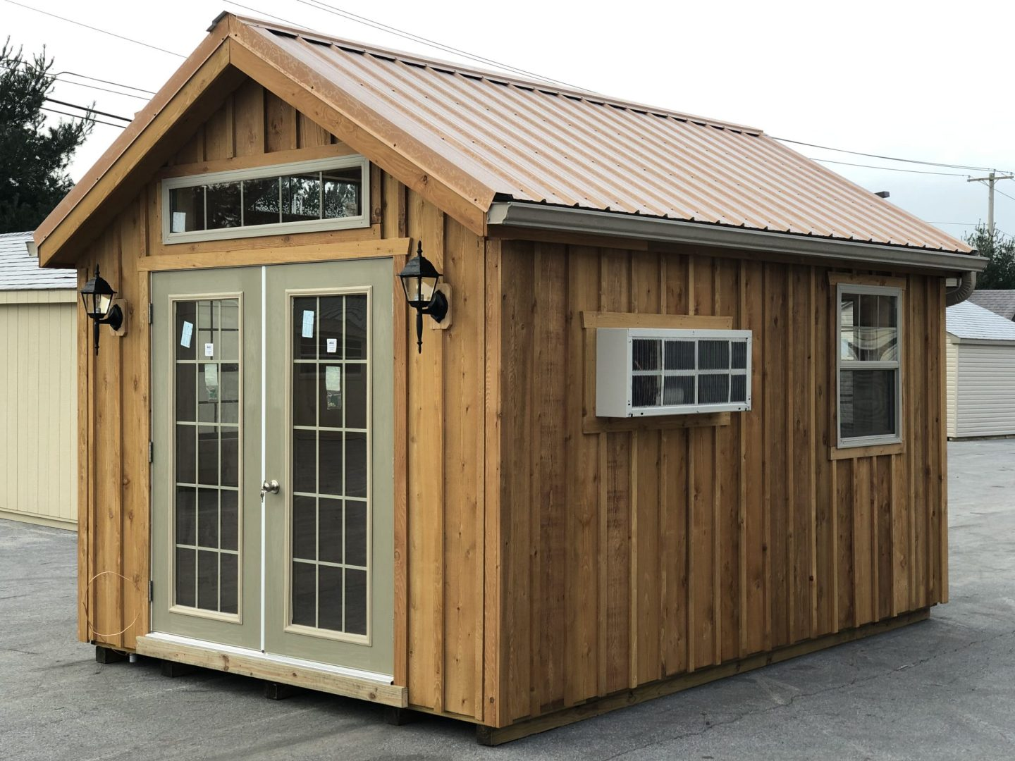 She Shed Kits She Sheds For Sale Stoltzfus Structures