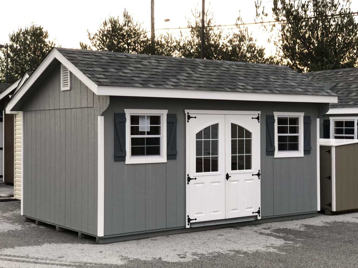 Prefab Sheds For Sale Buy Storage Sheds Stoltzfus