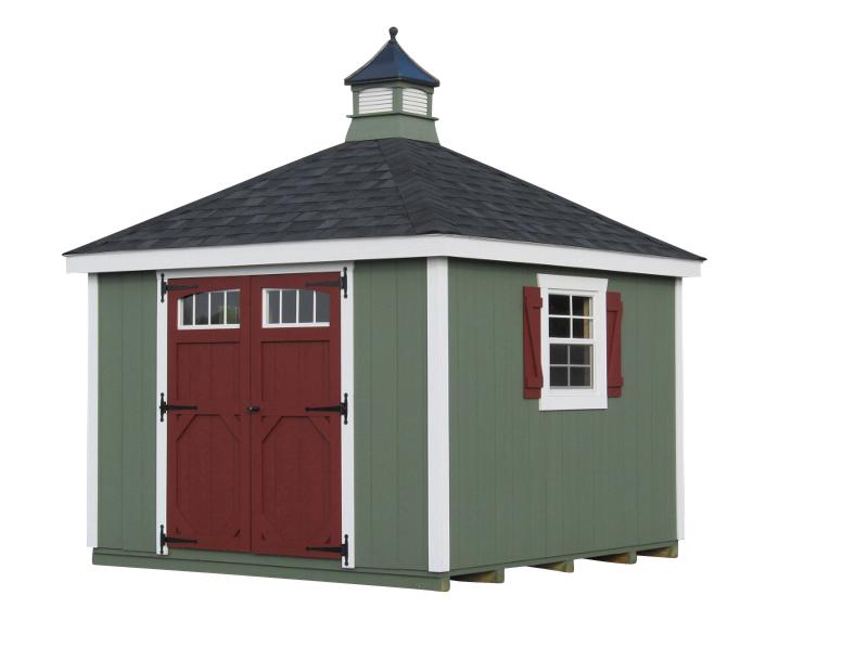 Garden Hip Roof Shed Garden Storage Shed For Sale