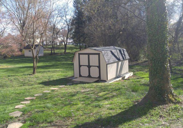 10x14 Mini Barn