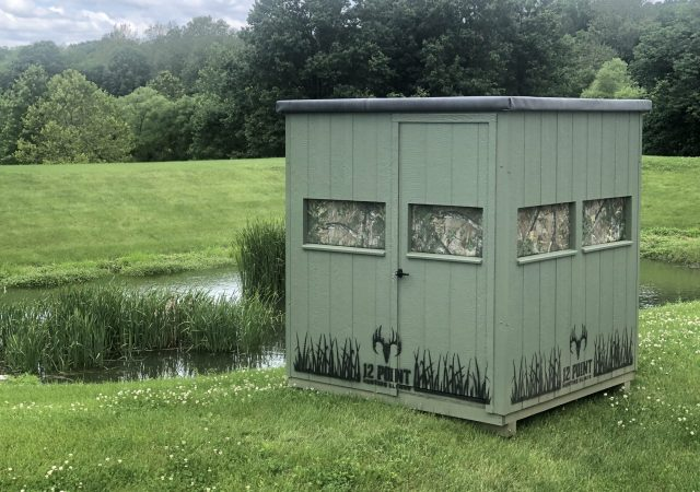 6x6 Hunting Blind (The Big Tom)