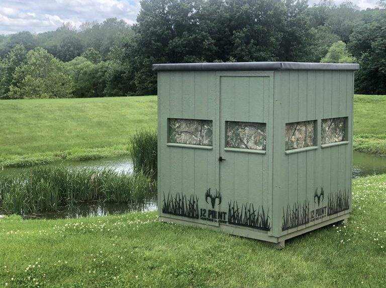Target Deer Hunting Season Success With A Hunting Blind