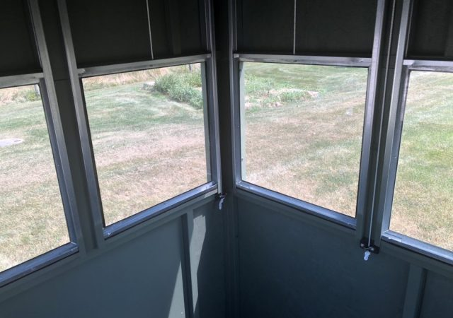 Interior of 6x6