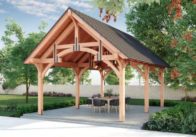 Grand Teton Timber Frame
